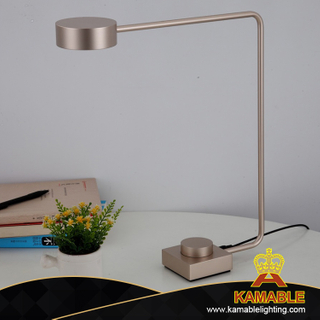 Popular Modern Hotel Aluminum Reading LED Desk Lamp (KAT8260)