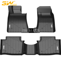 TPE car mat for Cadillac CT6