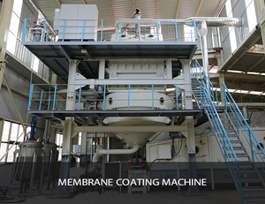 Membrane Coating Machine