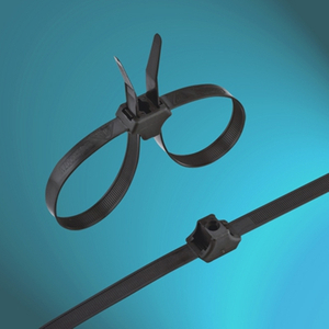 Nylon Cable Ties-Twin Head Type