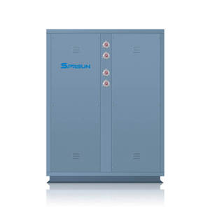 39KW-100KW Open Loop Water to Water Heat Pump Air Conditioner for House Heating & Cooling