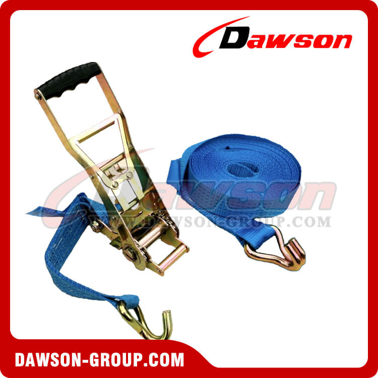 5000kg x 8m Ergo Ratchet Strap - Dawson Group - china manufacturer supplier