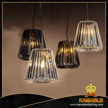 Gorgeous effect crystal lamp shade pendant light( 2116D26 )