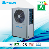 3P -25℃ EVI air source heat pump heating and cooling