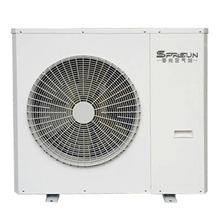 9KW EVI Inverter Low Temperature Air to Water Heat Pump for Heating and Cooling
