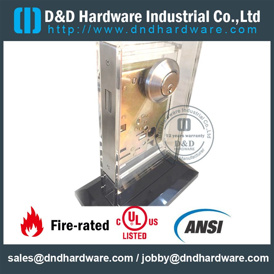Stainless Steel Ansi Mortise Lock Set For Dormitory Door
