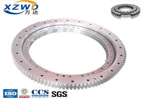 four point contact ball bearing application