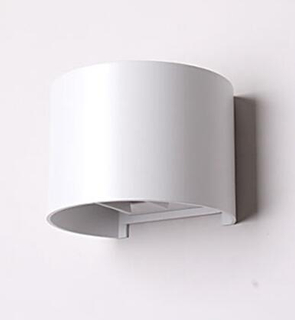 Iluminación decorativa de la pared del metal del estilo simple (KAGW-3033)