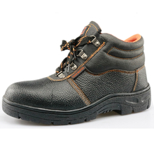 RB1020 pu upper rubber sole cheap construction work shoe for men