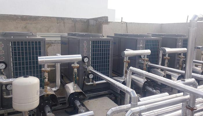 Air Water Heat Pump in India