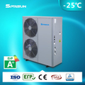 Antifreezing Measures for Air Source Heat Pumps in Winter