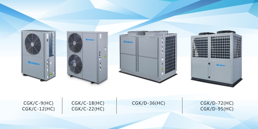 Air Source Heat Pump Heating and Cooling Related Models