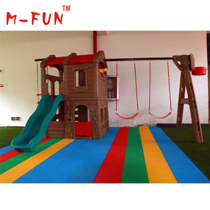 Children outdoor play equipment