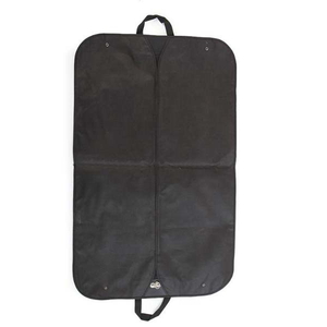 OEM&ODM Dustproof Reusable Wholesale Cotton Fabric Foldable Garment Bag