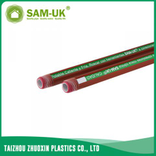Four colors PPH thread pipe for hot water supply