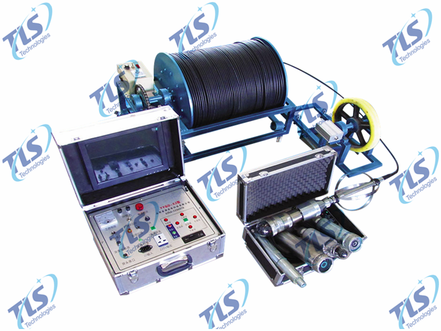 TLSY-NR Borehole Inspection Camera System-1