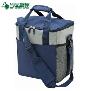 Wholesale Portable Insulated Carrier Picnic Bag Thermal Cooler Bag (TP-CB503)