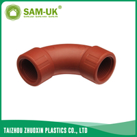 PPH female bend for hot water