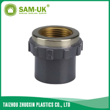 PVC brass female coupling Schedule 80 ASTM D2467