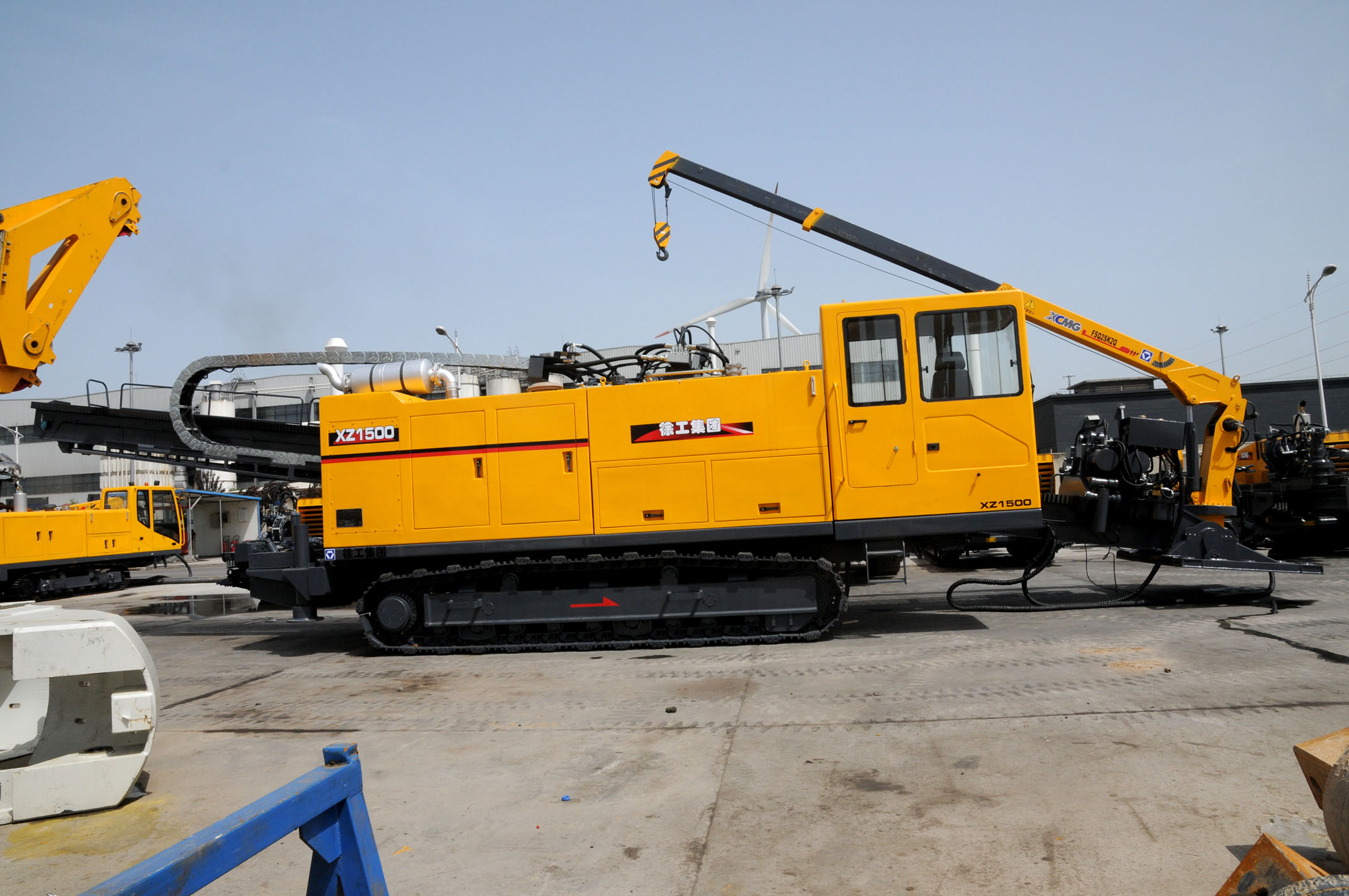 XZ1500 HDD drilling companies