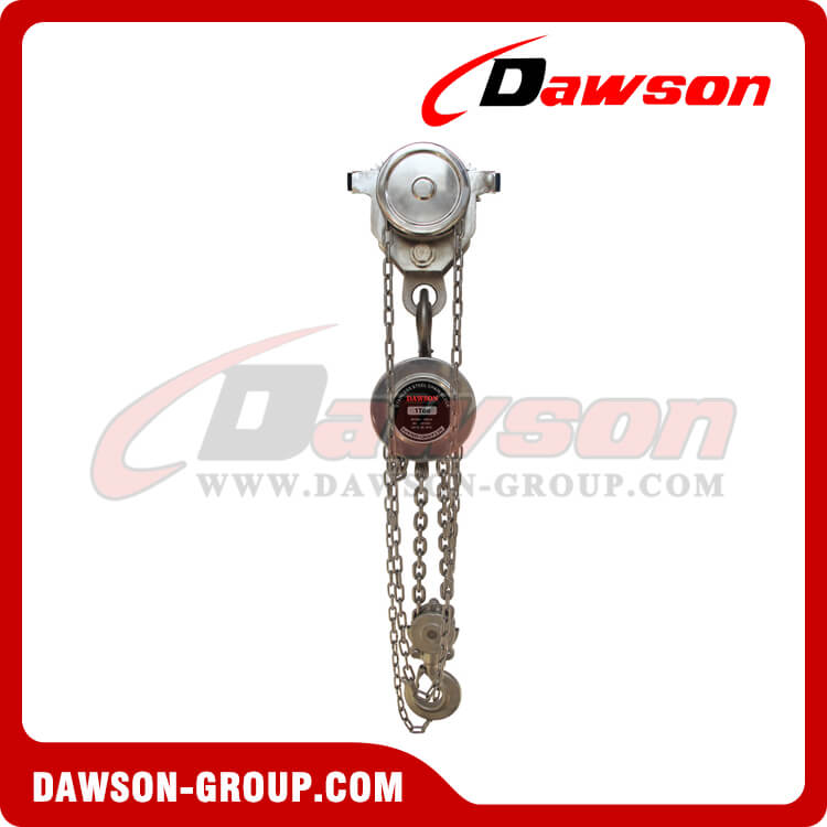 Combined Stainless Steel Chain Hoist