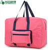 Fashion Bag Matched Trolley Case Foldable Travel Bag (TP-TLB085)