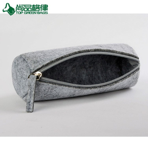 Most Popular Customized Felt Pen Pouch Zipper Pencil Case (TP-PCB058)