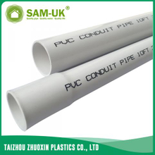 PVC conduit pipe for electrical wire