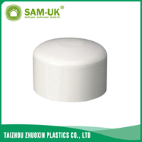 UPVC end cap for water supply GB/T10002.2