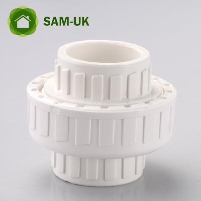 1 inch schedule 40 PVC pipe union coupling
