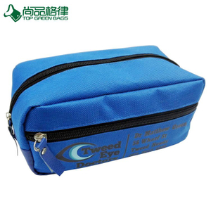 High Quality Durable Canvas Pencil Bag (TP-PCB011)