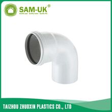 PVC sewer socket elbow for drainage water NBR 5688