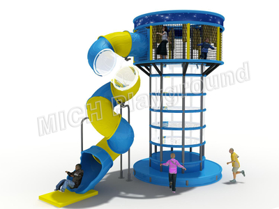 Mich Funny Indoor Amusement Playground 6615B