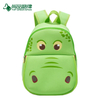 Top Quality Popular Lovely Hippopotamus Pattern Children Backpack Kids School Bag