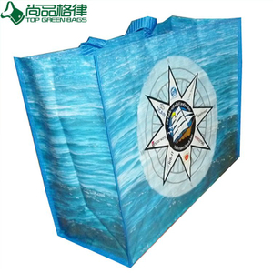 PP Woven Bag Polypropylene Tote for Shopping (TP-LB366)