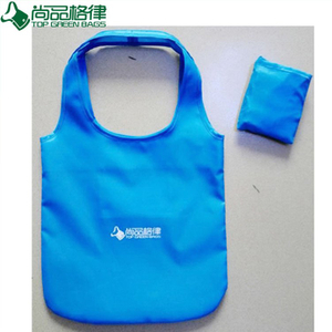 Customized Shopping Tote Nylon Foldable Bag (TP-FB106)