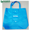 Eco-Friendly Foldable Shopping Bag with Front Zipper Pocket (TP-FB092)
