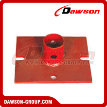 DS-C009 Construction Scaffolding Base Plate 3.22kg