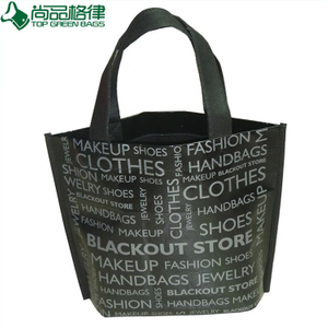Recycled BOPP Laminated PP Woven Bag for Shopping (TP-LB007)