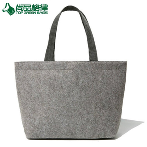 Custom Eco Friendly Strong Tote Felt Reusable Grocery Bags (TP-SP682)