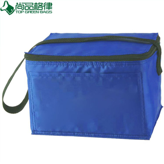 Reusable Insulated Cooler Lunch Bag for Frozen Food (TP-CB032)