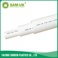 PVC DWV pipe for drainage water ASTM D2241