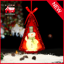 LED Christmas Party Decorations Tree Shaped Light