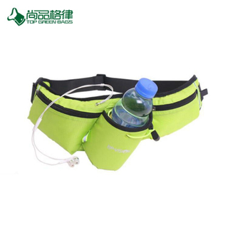 Wholesale Multifunctional Outdoor Sports Running Waist Bag With Water Bottle Holder