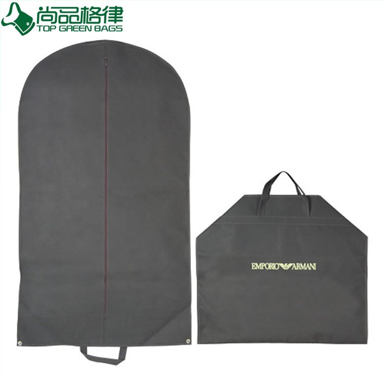 Custom Zippered Print Travel PP Suit Cover (TP-GB034)
