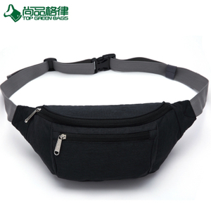 Outdoor Fashion Men Sport Bum Bags 4 Pockets Cycling Waist Pouch (TP-WTB038)