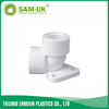 PVC female elbow with plate for water supply BS 4346