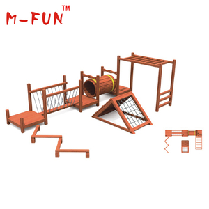 Kids outdoor climbing frame