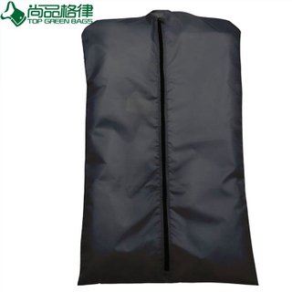 Custom Wholesale High Quality Polyester Garment Bag (TP-GB084)