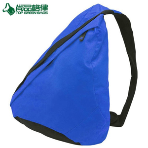 New style custom promo sling pack trekking backpack for outdoor (TP-BP308)